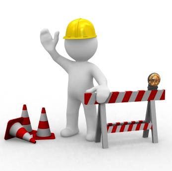 картинка изобразяваща ремонтни дейности