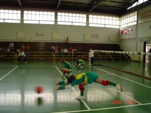 Тренировка по голбал