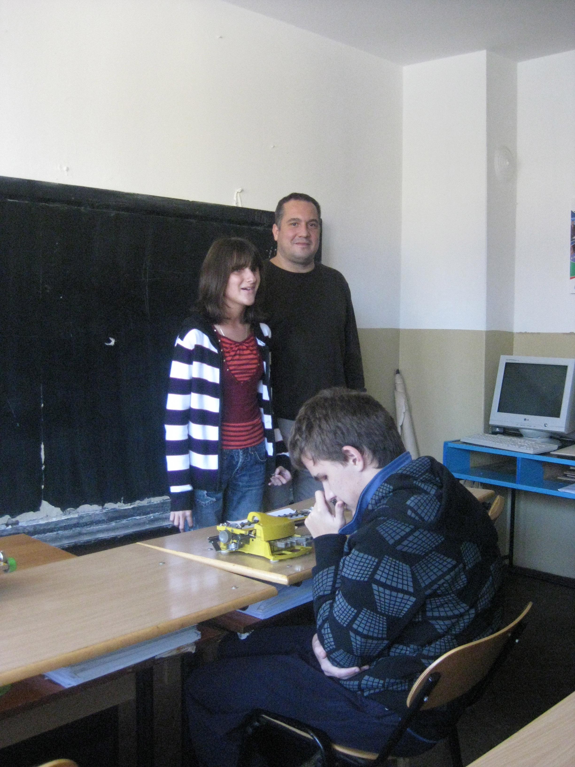 Ваня с г-н Бинев