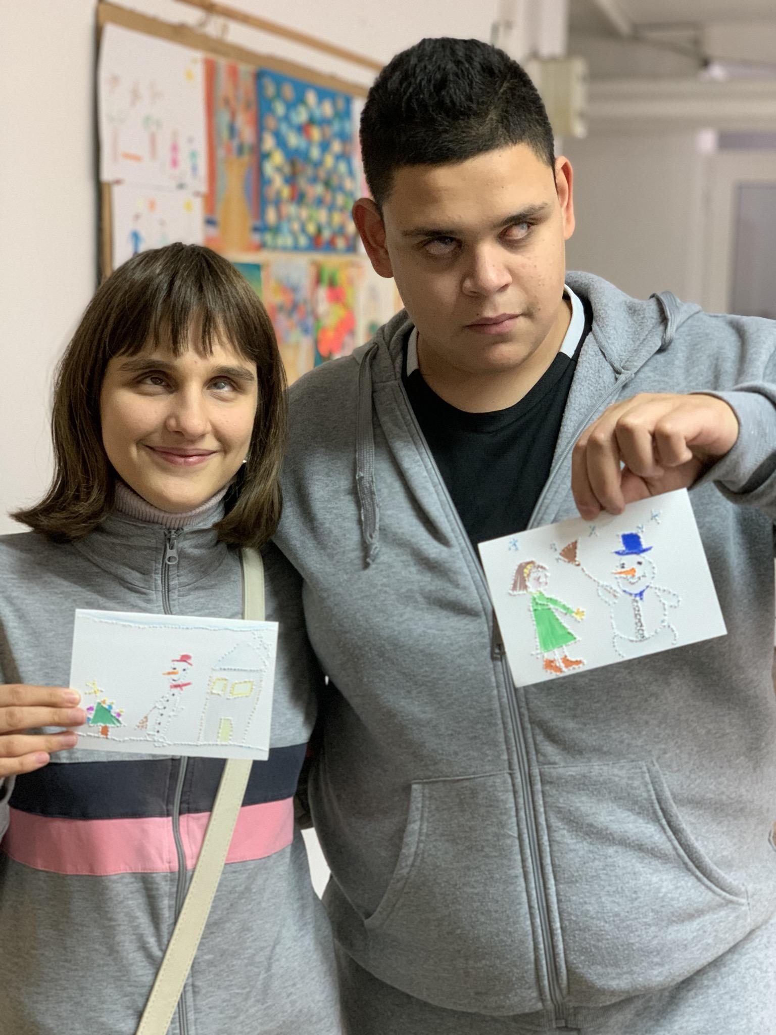 Златина Рулева и Коста Динков